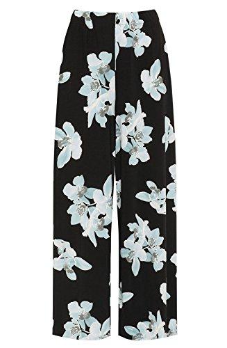 Taille Unique Black Pantalon Femme Light Green 21fashion Lilly Noir xZRItqxw
