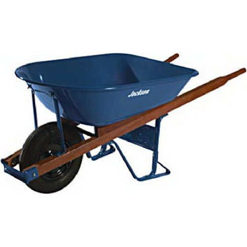 AMES COMPANIES M5T22BB 5 cu.ft. Steel Wheelbarrow