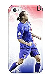 Special Design Back Darijo Srna Phone Case Cover For Iphone 4/4s