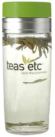 Teas Etc Tea Traveler 60111, 12.85 Ounces