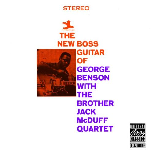 (New Boss Guitar Of George)