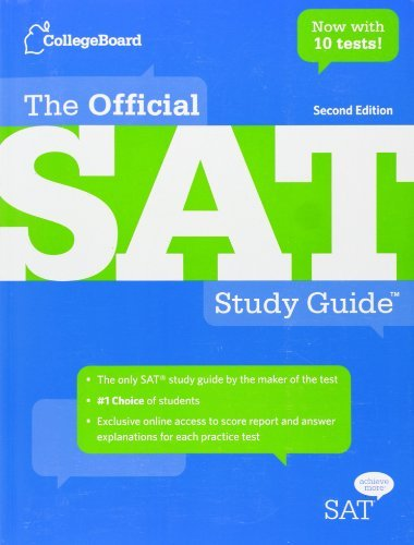Read Online By The College Board - The Official SAT Study Guide (College Board Official SAT Study Guide) (2nd) (7.4.2009) pdf