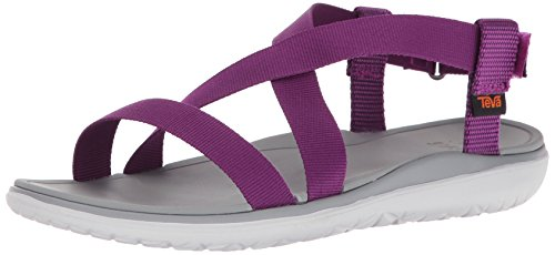 Dark Terra Sandal Teva Float Multi Blue Women's Tacion W Livia Medium Purple EnnqSvx