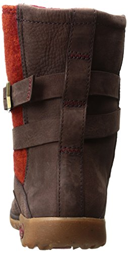 Chaco Hopi Red Women's Brick Boot rp5rwqf