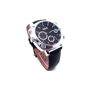 Reloj espia 16GB - Sensor de movimiento - Grabacion nocturna