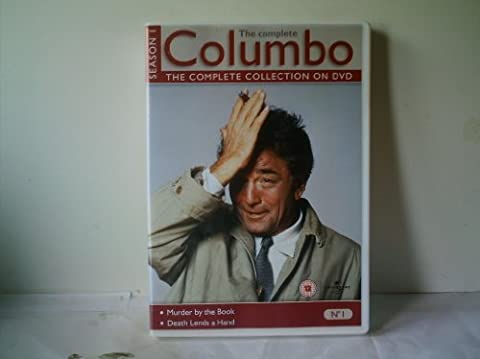 Columbo Season 1 Disc 1: 2 episodes - Murder by the Book; Death Lends a Hand (Columbo First Season Dvd)