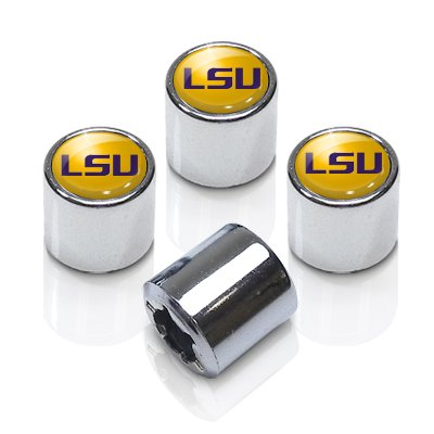 Lsu Tigers Valve Stem Caps: Sports & Outdoors