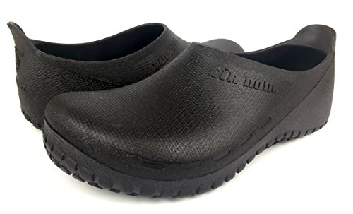 Slip NOTE up Shoe Clog Resistant MEADA 38160204 nam small MENs for Tin size Black03 run order Sizes one Work 0wqv4