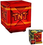 Nintendo Crash Bandicoot Tnt Light | Great Led Night Light Mood Lamp Ideal For Kids Bedrooms, Office Or Home Light ( Switch//Ps4)