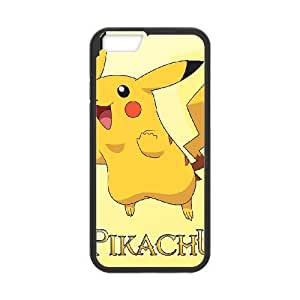 iphone6 4.7 inch Black Pikachu phone cases&Holiday Gift