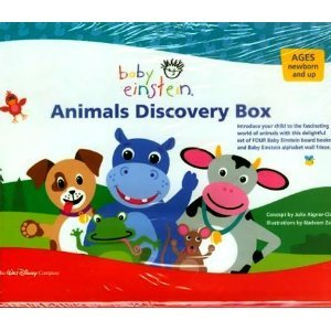 Read Online Baby Einstein: Animals Discovery Box (AMS custom pub) ebook
