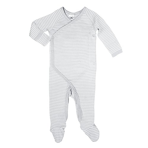 Organic Cotton Footie Pajamas - 3