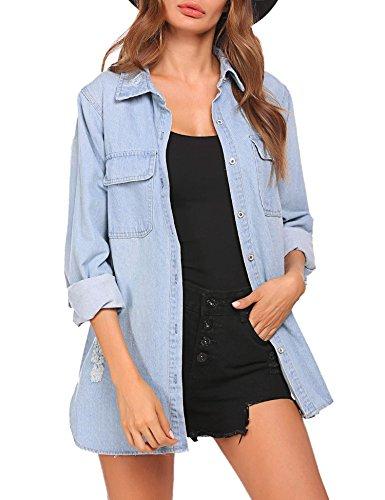 Jeans Coat - 2