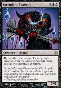 Magic: the Gathering - Sanguine Praetor - Guildpact