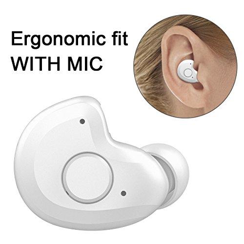Bluetooth Earpiece Microphone Hands free Smartphones