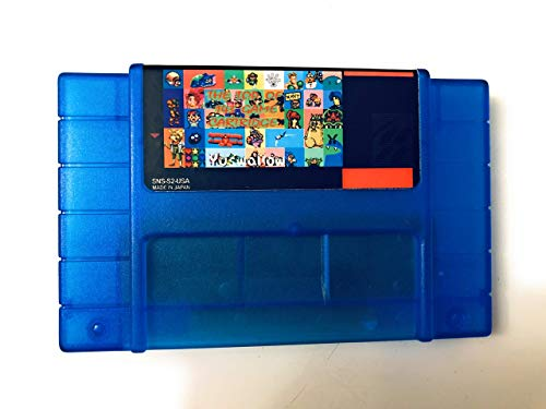 143 in 1 game cartridge multi cart 16bit for Super Nintendo SNES