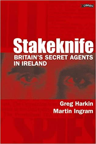 Image result for stakeknife book