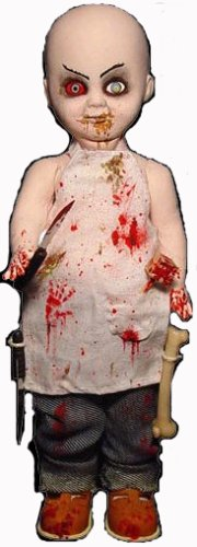 Halloween Scary Living Dead Dolls GLUTTONY Series 7 Deadly Sins Goth Doll Gothic]()