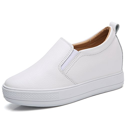 Hishoes Sneaker Donna Bianco Sneaker Hishoes xSUgfO
