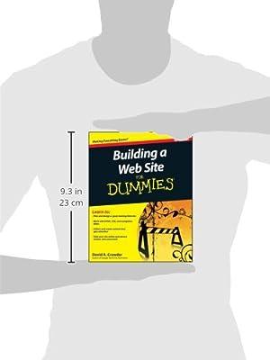 Buy Building A Web Site For Dummies 64-Bit