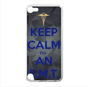 """Best Custom EMT Series Case """"Keep Calm,I'm An E.M.T"""" For SamSung Galaxy S3 Case Cover Hard shell Case, Cell Phone Cover"""