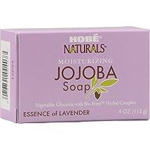 Hobe Naturals Jojoba Bar Soap, Lavender, 4 Ounce