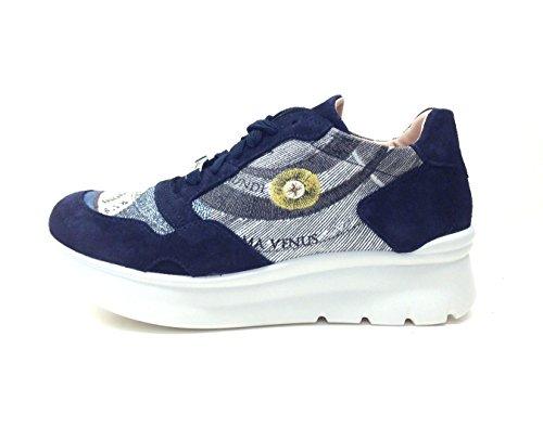 Gattinoni 6042 Basket Femme Blue hz5pl