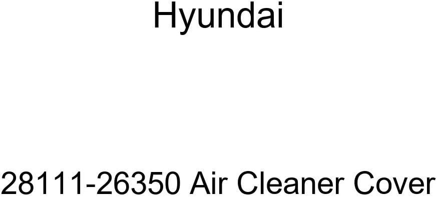 Genuine Hyundai 28111-26350 Air Cleaner Cover