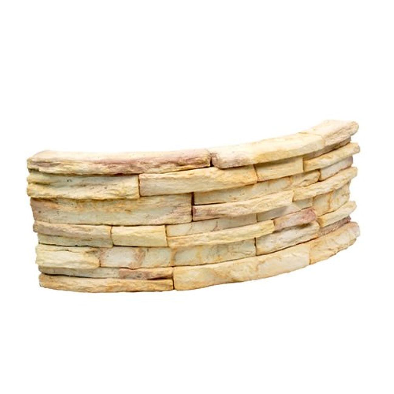 達成する倫理的アルバニー天然石 砕石砂利 1-2cm 20kg スノーホワイト (ガーデニングに最適 白色砂利)