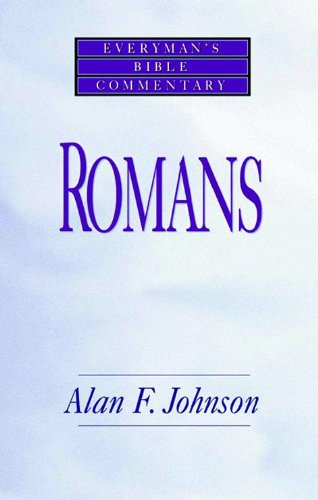 Romans- Everyman's Bible Commentary (Everyday Bible Commentary)