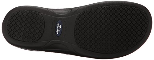 Ferrara multi Spring Women's Step Black Shoe Work PCqBwfC