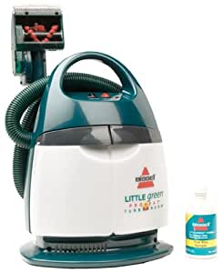Bissell 17251 Little Green Proheat Carpet Cleaner With
