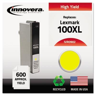 - IVR0902 - Innovera Compatible Reman High-Yield 14N0902 100XL Ink
