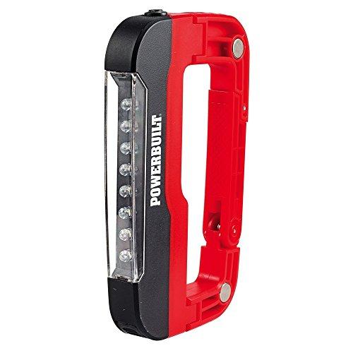 Powerbuilt 642359 Jumbo Carabiner Flashlight product image