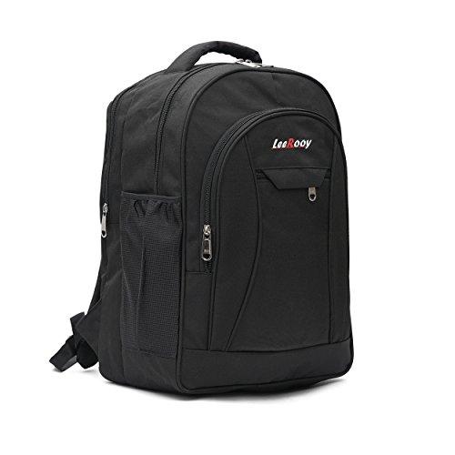 LeeRooy(BG 3.C2 Black)32 Ltrs Casual bagpack/School Bag/Laptop Backpack/Laptop Bags for Mens,Women,Boys and Girls (Seller SHUBHI Traders)