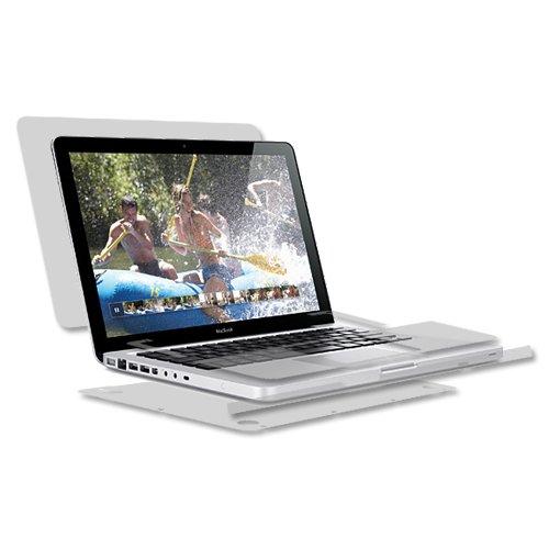 Apple-Macbook-Pro-Full-Body-2009-201117-Skinomi-TechSkin-Full-Coverage-Skin-Protector-for-Apple-Macbook-Pro-17-Front-Back-Clear-HD-Film