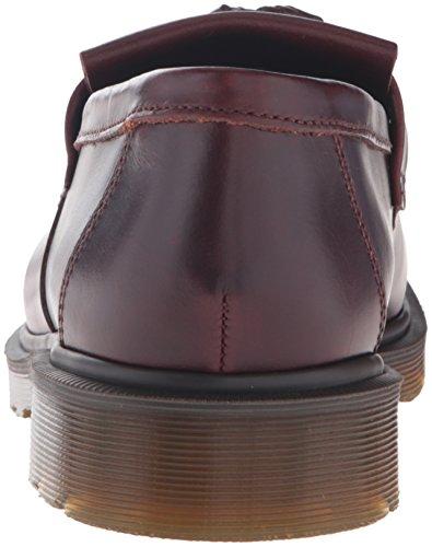 Dr.Martens Mens Adrian Tassel Leather Shoes Charro+dark Brown