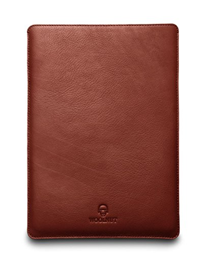 Woolnut MacBook Pro 13 & MacBook Air 13 (New) Sleeve - Cognac