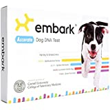 Embark Dog DNA Test Kit | Breed & Genetic Ancestry Discovery | Trait & Health Detection | at-Home Cheek Swab