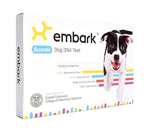 Embark | Dog DNA Test | Breed Identification | 160...