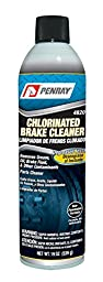 Penray 4820-12PK Chlorinated Brake Cleaner - 19-Ounce Aerosol Can, Case of 12