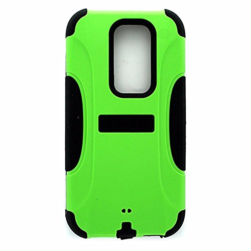 Trident Case Aegis Series for LG Optimus G2 - Retail Packaging - Green