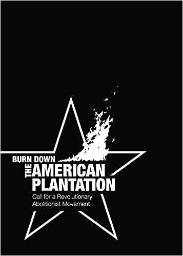 Book Burn Down the American Plantation