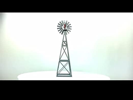 Farm Toys Ranch Toys Re... Big Country Toys Aermotor Windmill 1:20 Scale