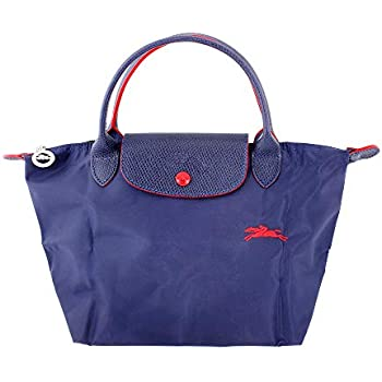 5eb876b2f5dc7 Longchamp Le Pliage Ladies Small Navy Nylon Tote L1621619556