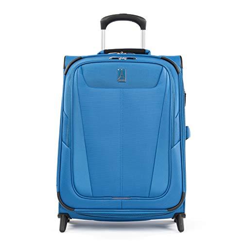 Travelpro Luggage Expandable International Carry-On, Azure Blue
