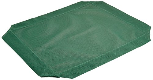 AmazonBasics Elevated Cooling Pet Bed Replacement Cover - Sm