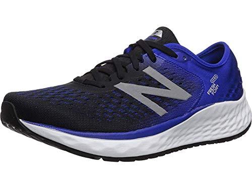 New Balance Men's 1080v9 Fresh Foam Running Shoe, UV Blue/Black, 7 M US