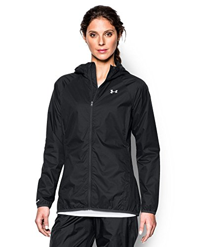 UPC 888728799006, Under Armour Women's UA Anemo Jacket SM (US 4-6) Black