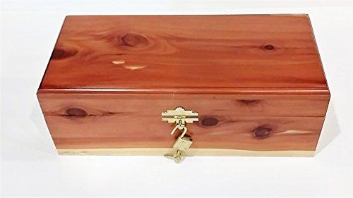 Cedar Essence Keepsake or Memory Box 9.5
